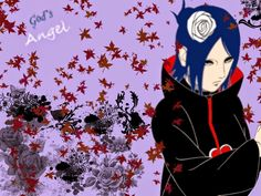 Wallpaper Anime Manga HD : Konan Wallpaper Download Hd