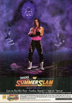 The official home of the latest WWE news, results and events. Get breaking news, photos, and video of your favorite WWE Superstars. Wwf Superstars, Wrestling Superstars, Wwf Poster, Attitude Era, Wwe Ppv, Wrestling Posters, Wrestling Wwe, Clash Of Champions, Hitman Hart