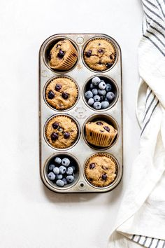 Whole Wheat Blueberry Muffins – Baked Greens Whole Wheat Blueberry Muffins, Blue Berry Muffins, Mini Desserts, Japanese Desserts, Japanese Candy, Plated Desserts, Food Flatlay, Food Photography Tips, Sweets Photography