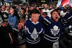 The Hockey News:Toronto Maple Leafs most expensive ticket in NHL; all teams listed 1 to 30 Hockey News, Hockey Games, Maisie Williams, Sappy Love Quotes, Air Canada Centre, Game 7, All Team, Toronto Maple Leafs, Cheer Up