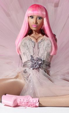 Nicki Minaj: Pink Friday. Is there any other kind?