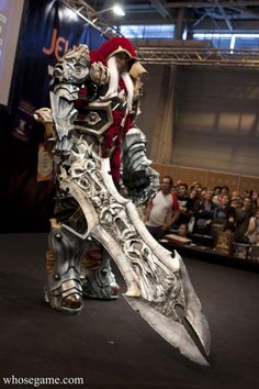 #Darksiders What ELSE did this guy do for the year it took to MAKE this?? haha