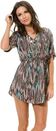 Victoria printed shirt dress http://www.swell.com/New-Arrivals-Womens/VICTORIA-PRINTED-SHIRT-DRESS?cs=BL