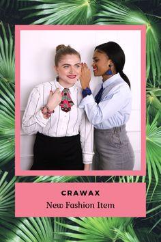 prix bas profiter du meilleur prix bien Cravates femmes en imprimés wax