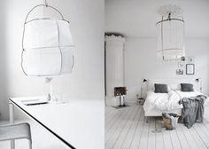 DIY Koushi lamp