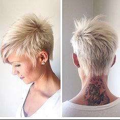 60 Awesome Pixie Haircut For Thick Hair 34