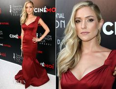 Kristin Cavallari In Zac Posen – International Fashion Film Awards