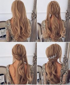 Gorgeous and Easy Homecoming Hairstyles Tutorial For women with medium shoulder . Gorgeous and Easy Homecoming Hairstyles Tutorial For women with medium shoulder . Wedding Hairstyles Tutorial, Simple Wedding Hairstyles, Braided Hairstyles, Hairstyle Tutorials, Gorgeous Hairstyles, Prom Hair Tutorial, Easy Elegant Hairstyles, Long Hair Tutorials, Party Hairstyles