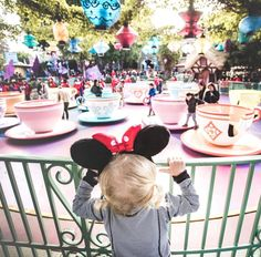 I can't wait to have my own kids and be able to take them to Disney World!