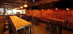 Fools Gold Beer Bar. 145 E Houston St (between Eldridge and Forsyth) New York http://www.foolsgoldnyc.com/