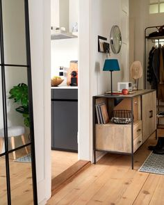 Sideboard, Entryway, Indoor, Furniture, Home Decor, Homes, House, Entrance, Interior