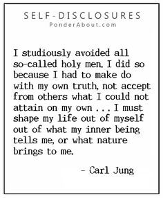 Carl Jung quote thanks to Bing images