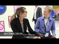 Interview mit Lena Wagner über #Google+