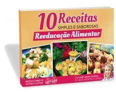 Seleção de 10 receitas escolhidas pela Chef Susan Martha do Blog Amor Pela Comida.