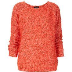 Topshop Topshop Knitted Fluffy Shimmer Jumper - LoLoBu
