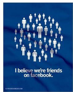 I believe we're friends on facebook. A shirt I designed for my outfit Progresswear. http://progresswear.com