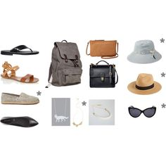summer accessories... ss14 capsule wardrobe 3: accessories