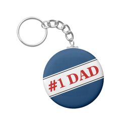 No 1 Dad Keychain, Adult Unisex, Size: Pale Blue Cool Fathers Day Gifts, Gifts For Dad, Love You Dad, Custom Buttons, Diy Face Mask, Business Supplies, Baby Shower Games, Pink And Green, Blue