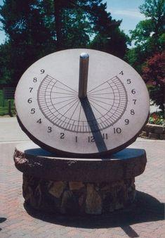 11 idee su orologi da giardino – Fai da solo