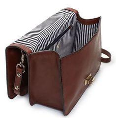 New Kate Spade Carlyle Crossbody Bag Purse Satchel Brown Dark Roast Gift   eBay $352