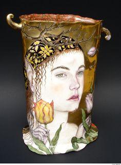 In Love With Tulips by Irina Zaytceva