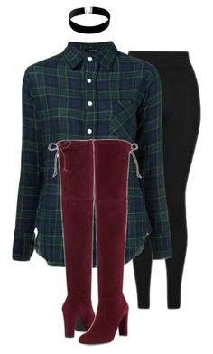"""""""Untitled #27"""" by shyprincessa ❤ liked on Polyvore featuring Topshop"""