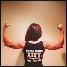 SOME MOMS LIFT MORE THAN JUST THEIR KIDS - http://myfitmotiv.com - #myfitmotiv #fitness motivation #weight #loss #food #fitness #diet #gym #motivation