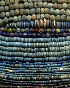 isis0isis:  Ancient Egyptian Beads (by TMNYNY)
