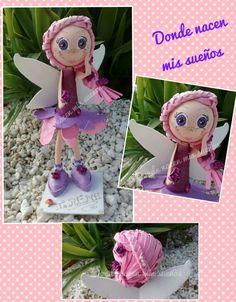 Fofucha hada  www.facebook.com/dondenacenmisuenos