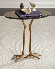 Arteriors Aves Accent Table With Images Accent Table