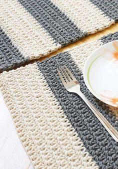 Crochet Braids, Diy Crochet, Crochet Doilies, Crochet Baby, Crochet Planter Cover, Crochet Placemat Patterns, Crochet Dinosaur, Crochet Home Decor, Cross Stitch Kits