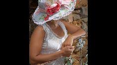DIY: Rosinha, flores de caixa de leite ♥ - YouTube