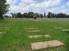 Heilbron Concentration Camp cemetary