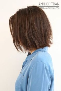 Who does not like short straight hairstyles? Every time ladies want straight hair if they have curly and vice versa. Many ladies are craving for long straight hair, but what they don't know is that short straight hair is a babe. Choppy Bob Hairstyles, Short Bob Haircuts, Trendy Hairstyles, Hairstyles 2018, Short Straight Hairstyles, Short Summer Haircuts, Fashionable Haircuts, 2018 Haircuts, Virtual Hairstyles