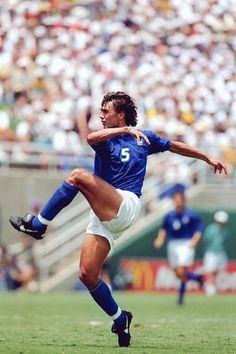 Italy's Paolo Maldini 1994 World Cup