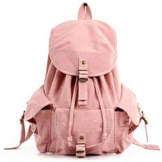 New 2014 PINK School Bags for Teenage Girls Mochilas Femininas Girls Woman Washed Canvas String Backpack Sexy Casual Travel Bag
