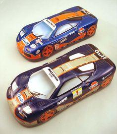 Gulf McLaren F1 GTR Tin Set
