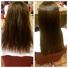Keratin treatment!