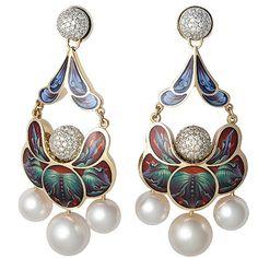 Rosamaria G Frangini | High Jewellery Pearls |Alexander Arne