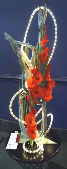 Standard Flower Show Designs | Flower Show Compeion | FLORAL ... on