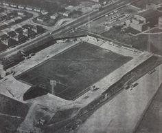 Racecourse Ground 1960s Football Stadiums, European Football, Britain, 1960s, City Photo, Past, English, History, Past Tense
