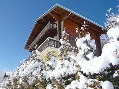 Ferienhaus Ghida in Sainte-Croix, Schweiz