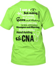 4858bf16 41 Best Cna tshirts images | Nurses, Nursing, Breast feeding