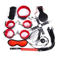 10 Pcs/set PU Leather Handcuffs For Sex Bdsm Bondage Mouth Gag Nipple Clamps Whip Mask Slave Fetish Sex Toys For Couples #>=#>=#>=#>=#> Click on the pin to check out discount price, color, size, shipping, etc. Save and like it!