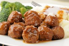 Moore's Slow Cooker Sweet and Sour Meatballs Ingredients 6 lbs frozen meatballs 32 oz. grape jelly 36 oz chili sauce 1/2 cup Moore's Original Marinade 1/3 tsp black pepper