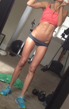 ChickenTuna's Blog - I'd recommend this blog to anyone for whom fitness and clean eating are mysteries. She is 44 and does nothing extreme.