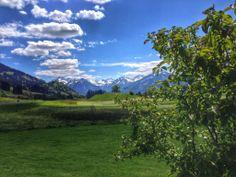 ein Blick in die #Berge von #Oberstdorf im #Allgäu