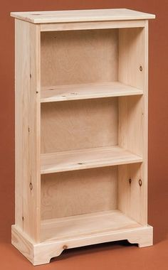 Small Pine Bookcase is part of Pine bookcase - Lovely strong pine pure materials bookcase presents a spacious storage space in your books The examine in trendy era with this dirty pine bookcase This stunning bookcase arrives absolutely assembled Wood Shop Projects, Woodworking Projects Diy, Woodworking Furniture, Pallet Furniture, Furniture Projects, Pine Wood Furniture, Woodworking Tools, Outdoor Furniture, Pine Bookcase