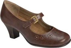 Buy New 1930s Style Shoes for Women - Aerosoles - Caricature (Women's) - Brown $49.99  #1930sfashion #shoes