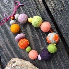 Lovely candy necklace.|ハンドメイド、手作り、手仕事品の通販・販売・購入ならCreema。